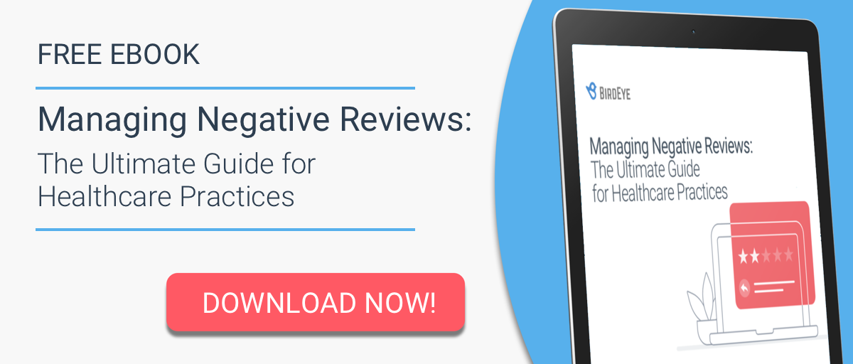 Download eBook Managing Negative Reviews: The Ultimate Guide for Healthcare