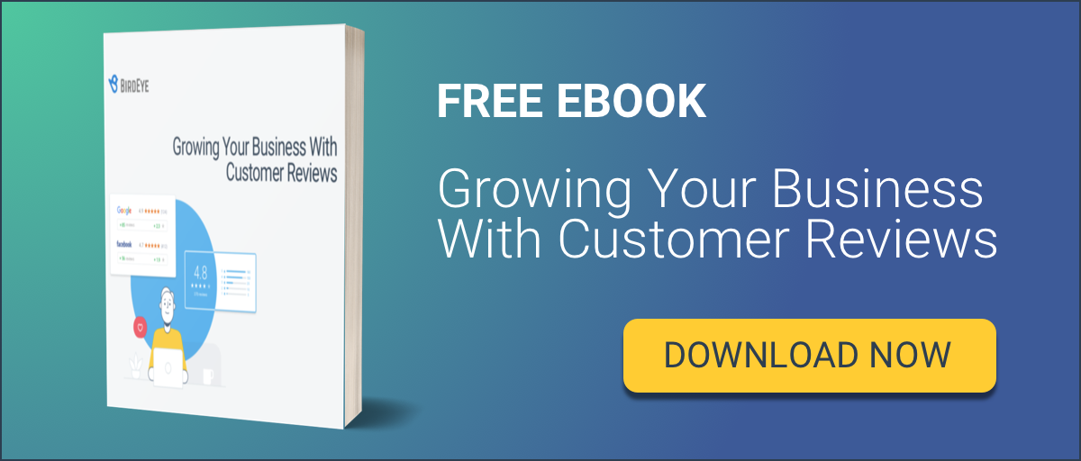 Growing Your Business With Customer Reviews