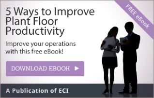 5 Ways to Improve Plant Floor Productivity eBook