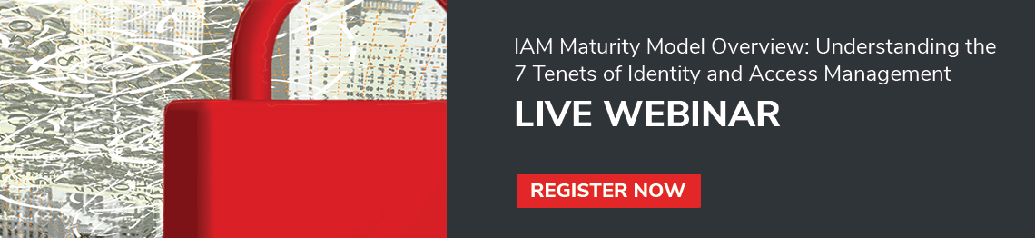 Watch The Maturity Model Overview Webinar On-Demand