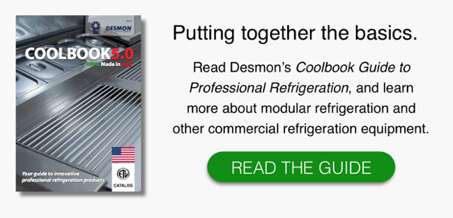 Desmon Coolbook Guide to Professional Refrigeration