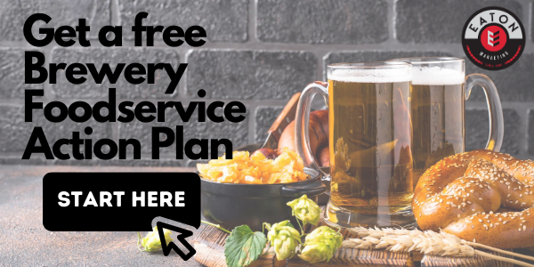 Brewery Foodservice Action Plan