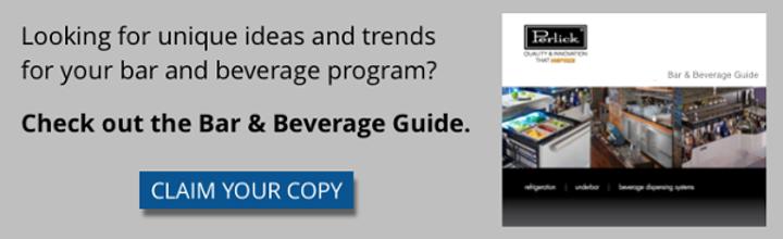Perlick Bar and Beverage Catalog Eaton Marketing