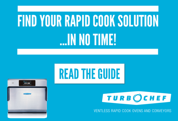 turbochef rapid cook oven