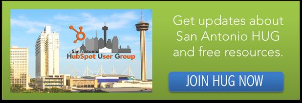 Join San Antonio HubSpot User Group
