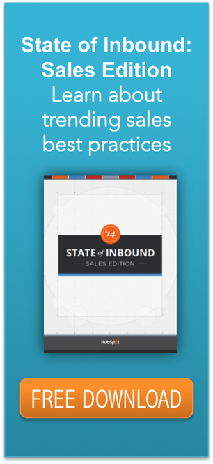 state of inbound marketing - aligning sales and marketing - sales best practices