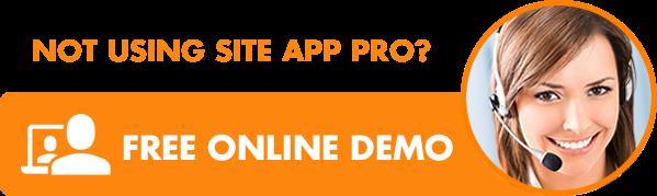 Site App Pro FREE Online Demo