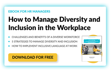 HR Guide Diversity and Inclusion Download