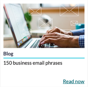 150 useful email phrases