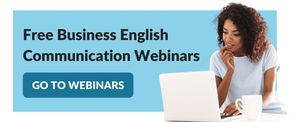Talaera Business English Webinars