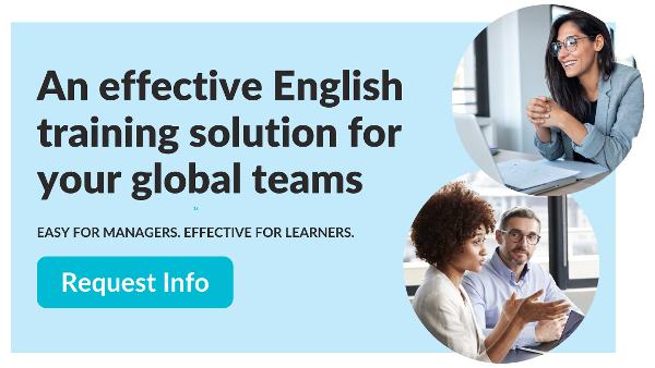 English Training Solution for Global Teams