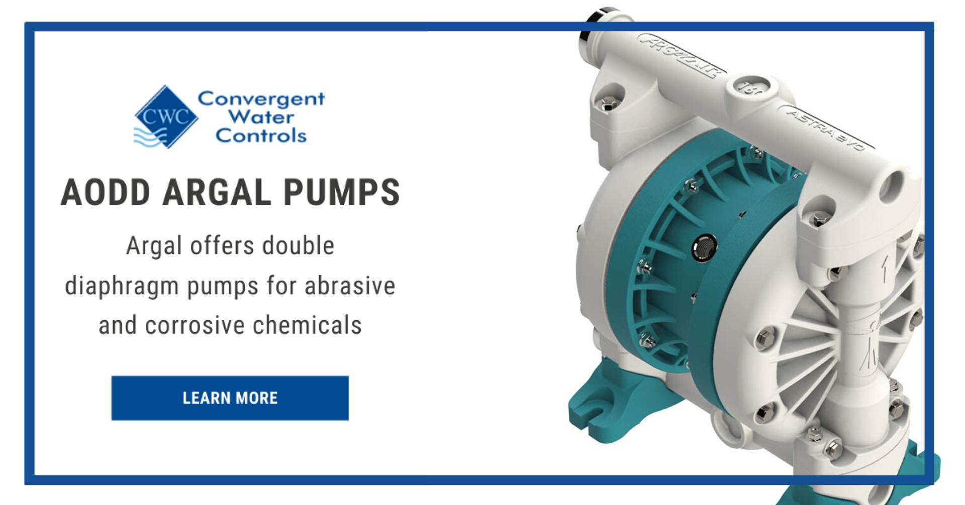 Learn more about AODD Argal Pumps