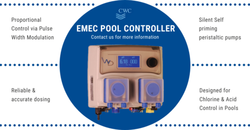 emec Pool Controller - Contact us for more information