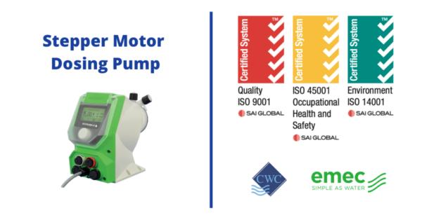 Stepper Motor Dosing Pumps