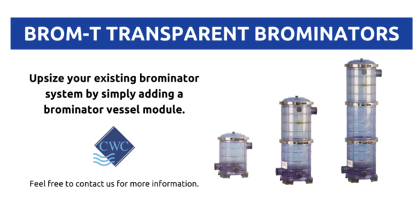 Brom-T Transparent Brominators - Contact us for more information