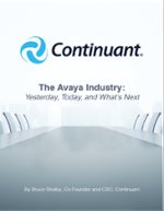 Avaya Industry Ebook