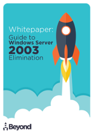 Windows Server 2003 Whitepaper