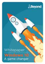 Whitepaper: Windows 10 - A game changer