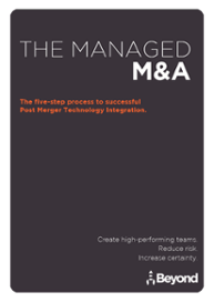 The Managed M&A Brochure Image