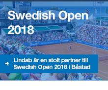 Swedish Open 2018