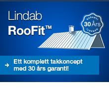 Lindab RooFit