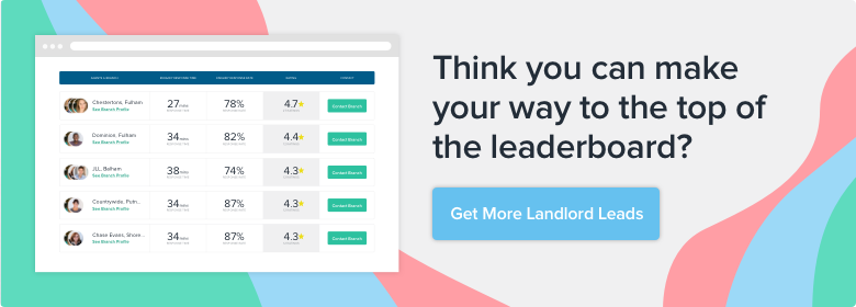 get more landlord leads