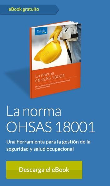 Descarga gratuita e-book OHSAS 18001