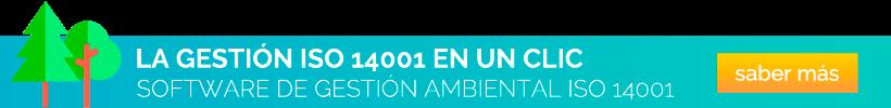 Software de gestión ambiental ISO 14001