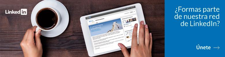 Sigue a ISOTools Excellence en Linkedin