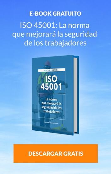 E-book gratuito: ISO 45001