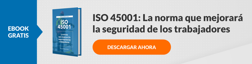 E-book ISO 45001 descarga gratuita