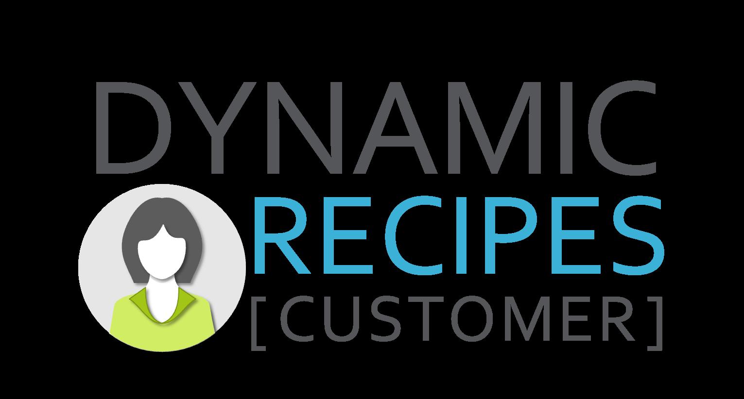 DynamicRecipes [Customer]