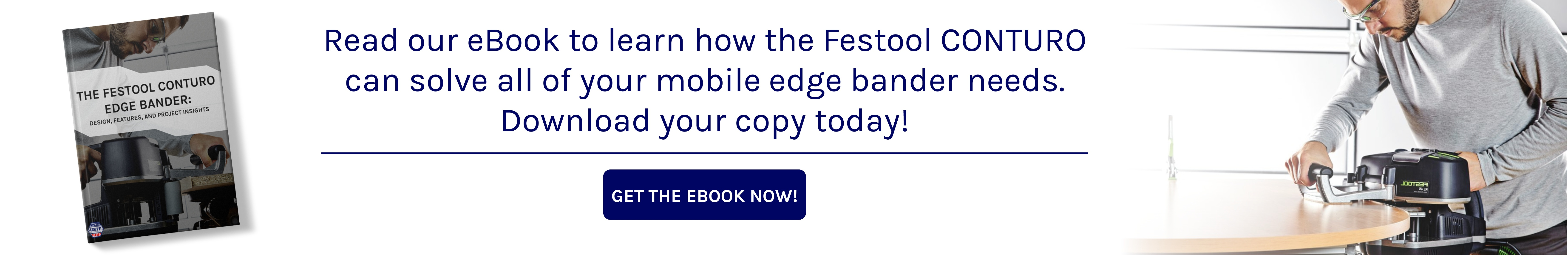 The Festool CONTURO Edge Bander ebook
