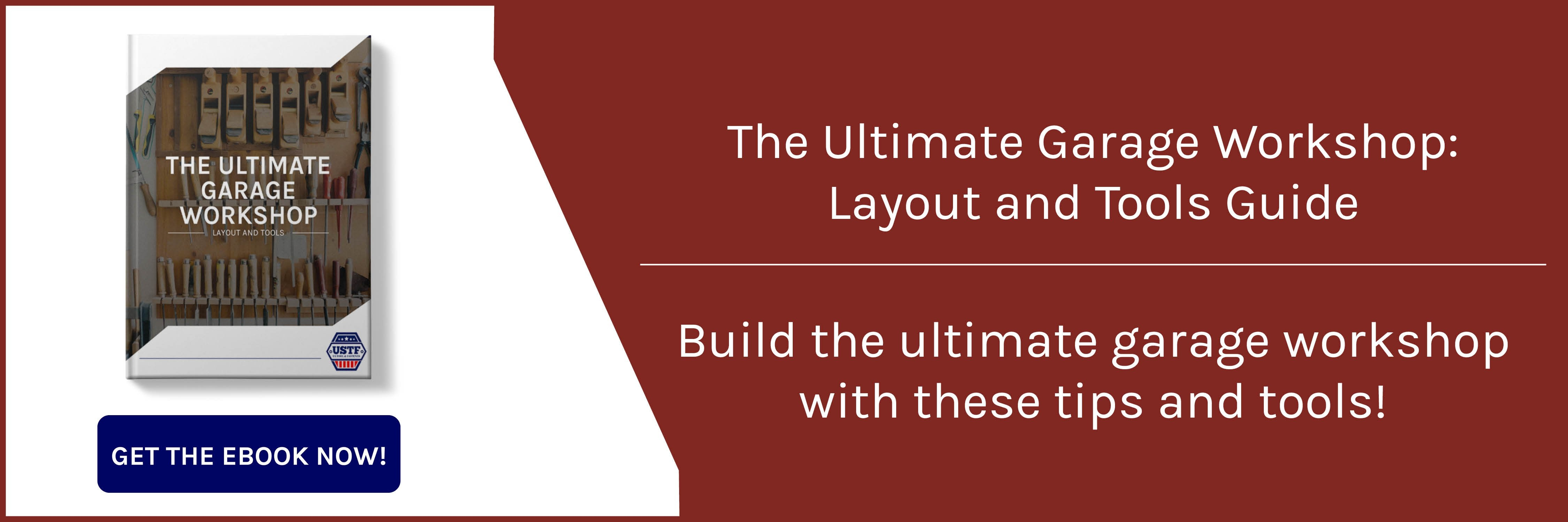 The Ultimate Garage Workshop: Layout and Tools Guide BLOG