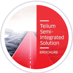 Telium Semi-Integrated Solution
