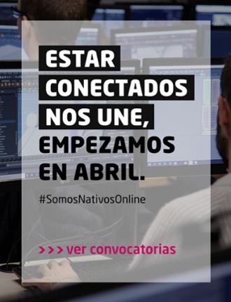 #SomosNativosOnline