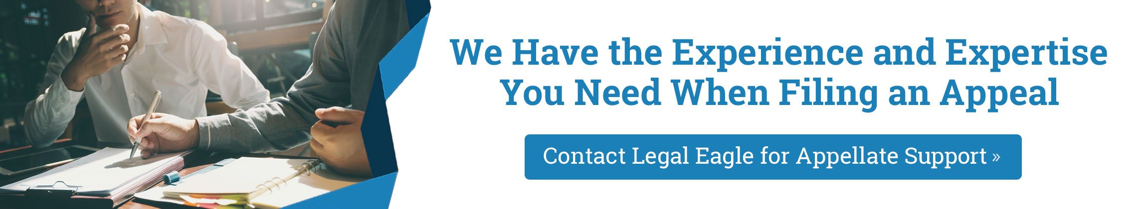 Contact Legal Eagle for Appellate Support