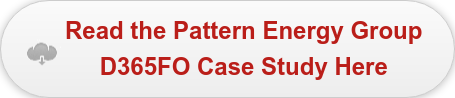 Read the Pattern Energy Group   D365FO Case Study Here