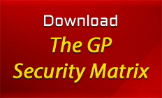 GP security Matrix