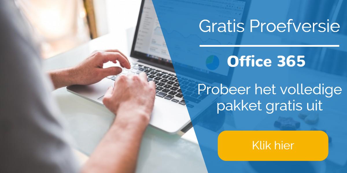 Office 365 - Proefversie