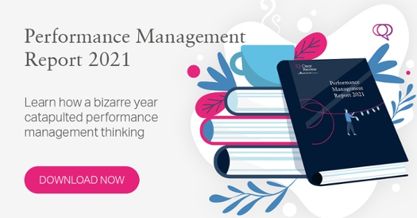 Performance Management Report 2021 CTA