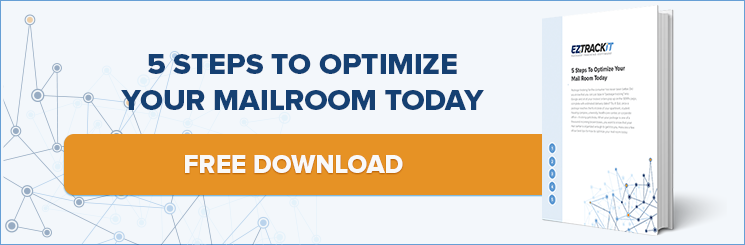 5 Steps To Optimize Your Mailroom Today