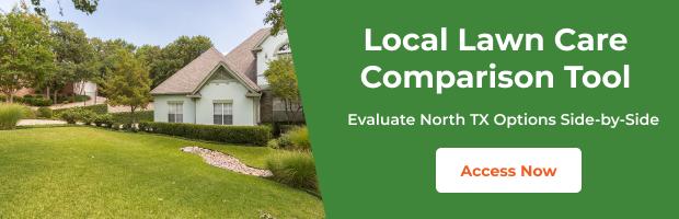 Lawn Care Comparison
