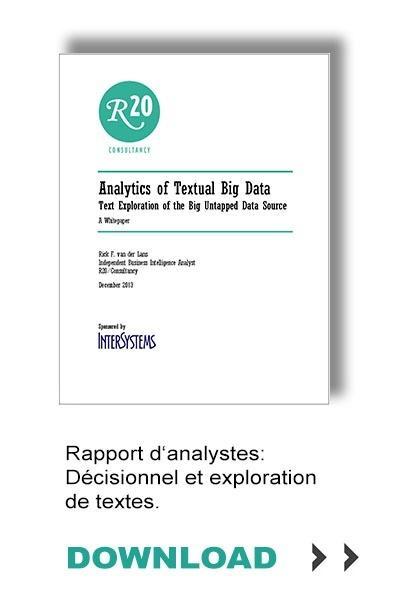 Analyse sémantique de données dans le Big Data