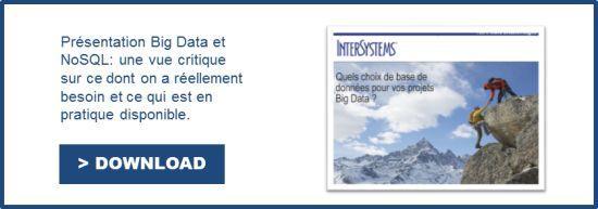 Big Data et gestion de bases de données NoSQL