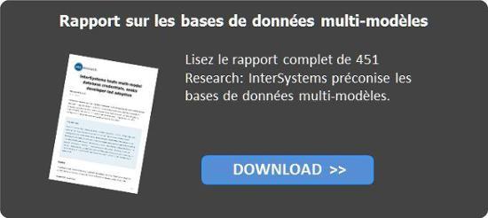 Rapport de 451 Research sur les bases de données multi-modèles