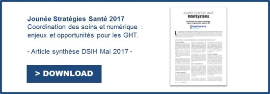 Synthèse DSIH Journée Stratégies Santé 2017