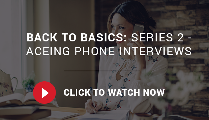 Get Employment Ready - Phone Interview