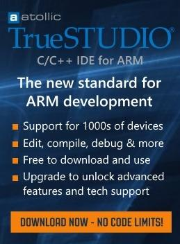 The new standard in ARM development