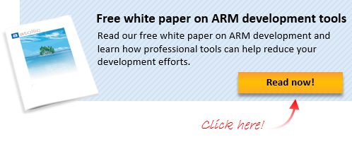 ARM Development White Paper - TrueSTUDIO